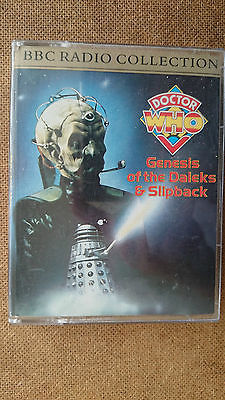 Doctor Who Genesis of the Daleks  and  Slipback Audio Soundtrack