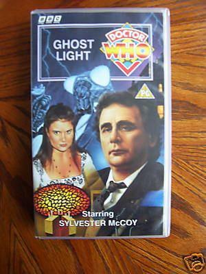 Doctor  Who Ghost Light   RARE