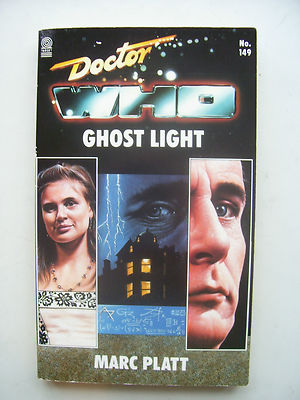 Doctor Who Ghost Light Target Book