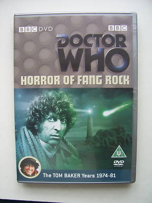 Doctor Who Horror of Fang Rock   DVD  SEALED
