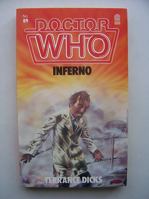 Doctor Who Inferno Target Book