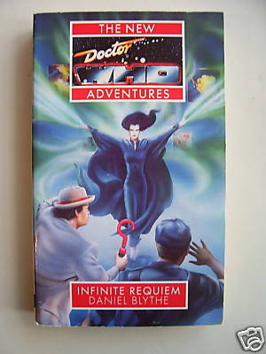 Doctor Who Infinite Requiem  VERY RARE