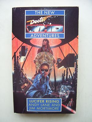 Doctor Who Lucifer Rising  The New Adventures  Virgin Books