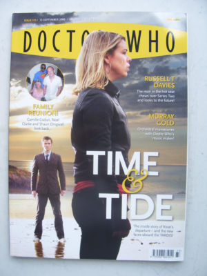 Doctor Who Magazine issue 373 Rare