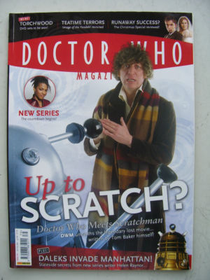 Doctor Who Magazine issue 379 Rare