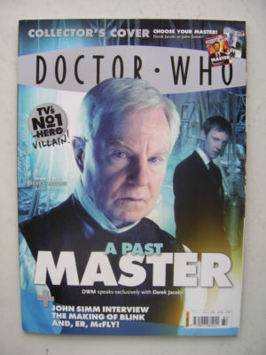 Doctor Who Magazine issue 384 Rare