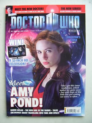 Doctor Who Magazine issue 420 Rare