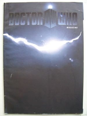 Doctor Who Magazine issue 423 Rare