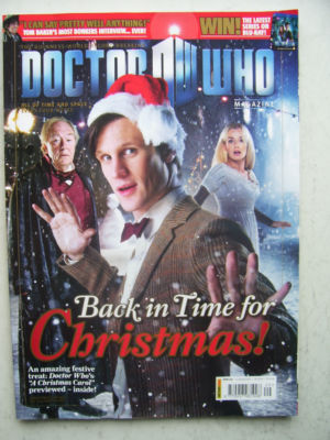 Doctor Who Magazine issue 429 Rare
