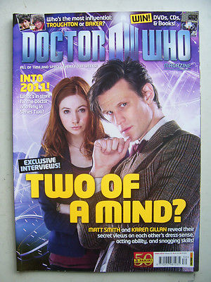 Doctor Who Magazine issue 430 Two of a Mind?