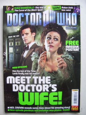 Doctor Who Magazine issue 434