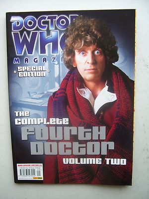 Doctor Who Magazine The Complete Fourth Doctor Volume Two Special Edition Rare