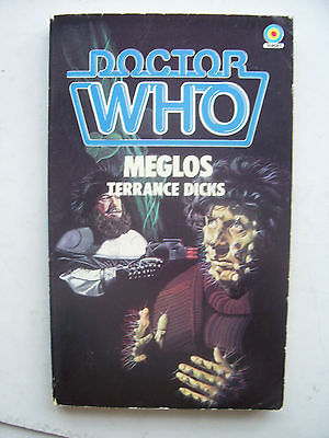Doctor Who Meglos Target Book .. 1st Edition