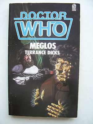 Doctor Who Meglos Target Book