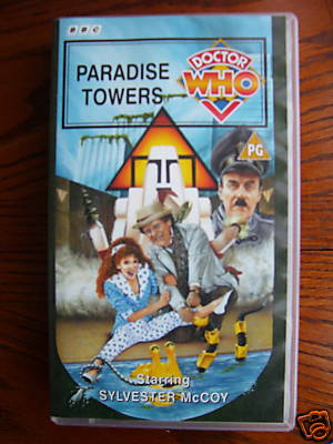 Doctor Who Paradise Towers..RARE