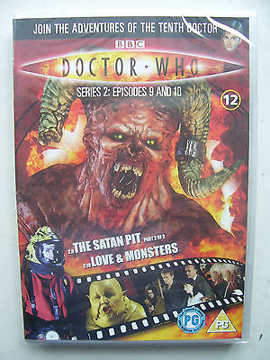 Doctor Who Series 2 Episodes 9 & 10  DVD David Tennant SEALED