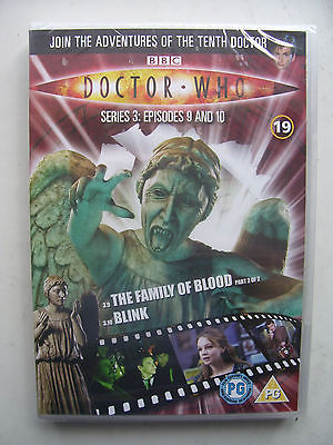 Doctor Who Series 3 Episodes 9 & 10  DVD David Tennant SEALED