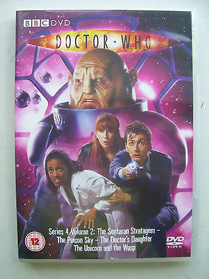 Doctor Who  Series 4 Volume 2 DVD David Tennant