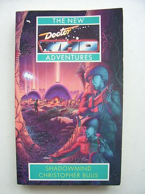 Doctor Who Shadowmind The New Adventures  Virgin Books