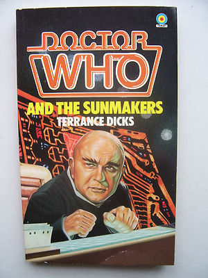 Doctor Who Sunmakers VERY  RARE