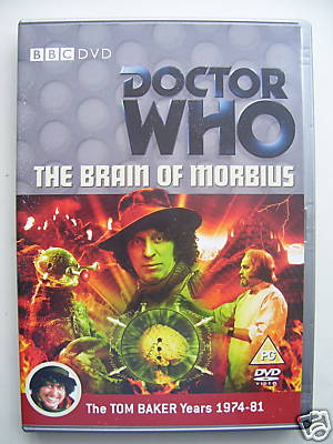 Doctor  Who The Brain of Morbius  DVD