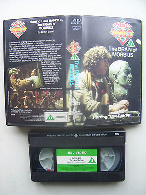 Doctor  Who The Brain of Morbius Green Label Pre Cert Edition VERY RARE