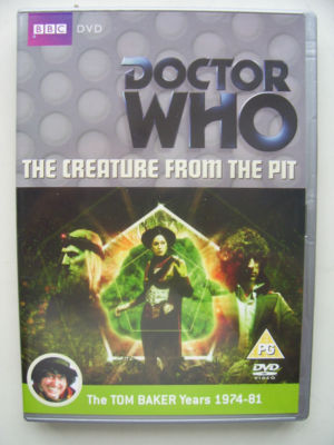 Doctor  Who The Creature from the Pit  DVD