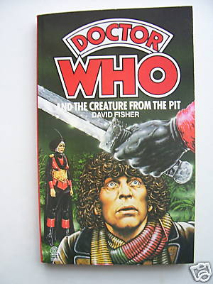 Doctor Who The Creature From the Pit RARE