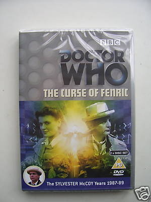 Doctor Who The Curse of Fenric   DVD  SEALED