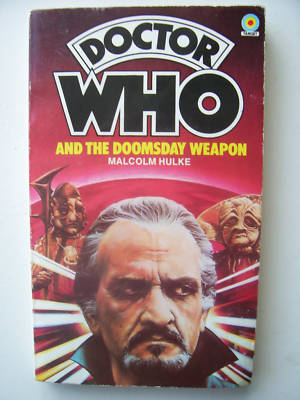 Doctor Who The Doomsday Weapon RARE