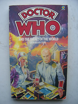 Doctor Who The Enemy of the World  RARE