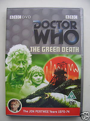 Doctor Who The Green Death  DVD