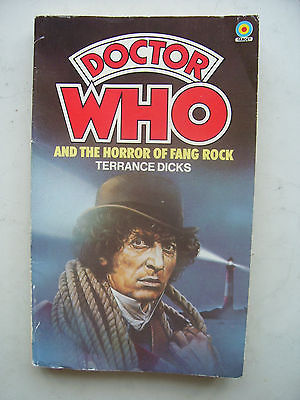 Doctor Who The Horror of Fang Rock Target Book