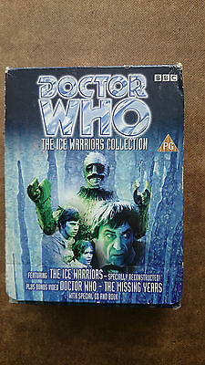 Doctor Who The Ice Warriors