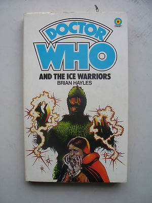 Doctor Who The Ice Warriors Target Book