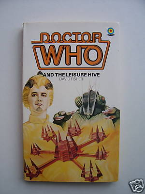 Doctor Who The Leisure Hive RARE