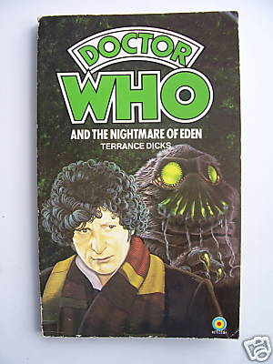 Doctor Who The Nightmare of Eden RARE