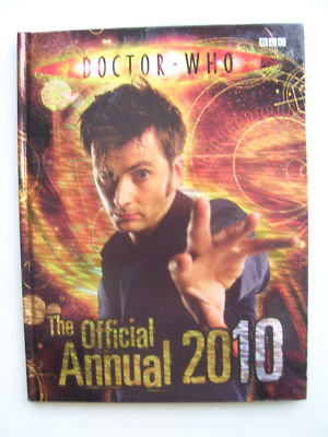 Doctor Who The Official Annual 2010 Tennent