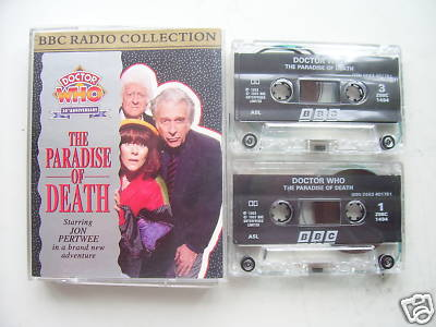 Doctor Who The Paradise of Death  Audio Soundtrack