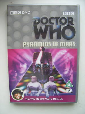 Doctor Who The Pyramids of Mars DVD
