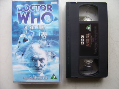 Doctor Who The Tenth Planet Rare