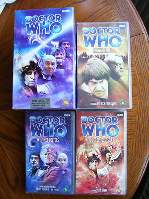 Doctor Who The Time Lord Collection  RARE