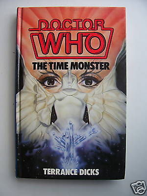 Doctor Who The Time Monster HB 1st Edition