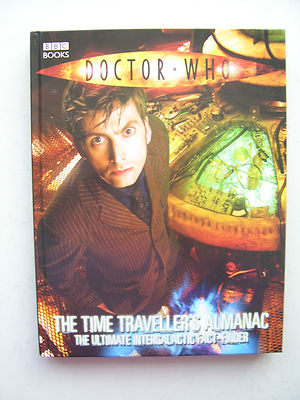 Doctor Who The Time Traveller's Almanac...Hardback