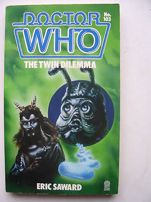 Doctor Who The Twin Dilemma