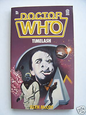 Doctor Who Timelash RARE