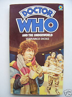 Doctor Who Underworld RARE