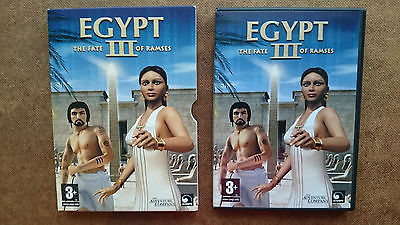 Egypt 3 The Fate of Ramese PC Game