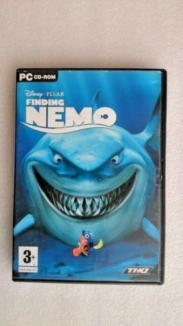 Finding Nemo (PC: Windows, 2003)