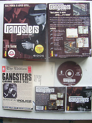 Gangsters  Organized Crime PC Big Box Edition